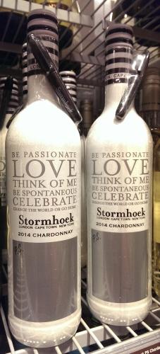 Creatief met taal - wijn Stormhoek