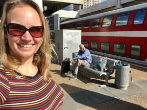 trein tel aviv israël