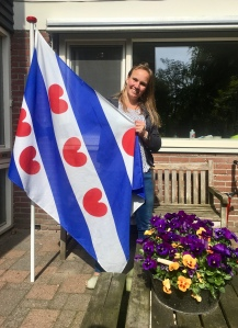 Fryske flagge