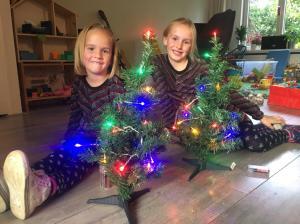 Kerstboompjes